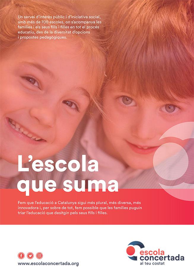 Escola-turbula-Colegio privado en Sant Adrià de Besòs, Barcelona-escola concetada
